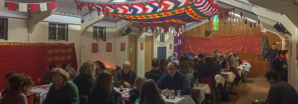 Fund Raising – Curry Night at 44th